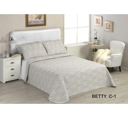 Покрывало Dolz Betty C-1 beige